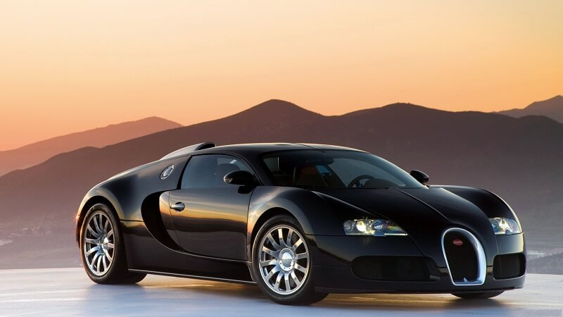 bugatti for rent