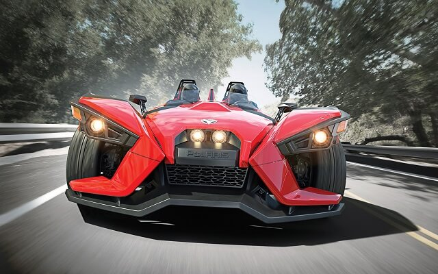 CAR IN SPOTLIGHT: POLARIS SLINGSHOT