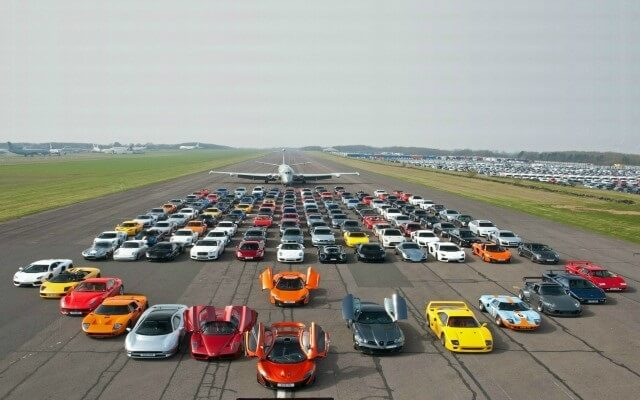5 MOST EXPENSIVE CARS YOU CAN DRIVE IN LAS VEGAS
